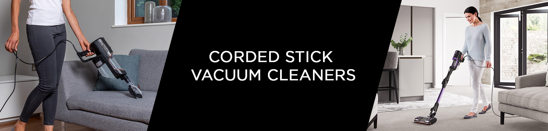 Banner Corded Sticks Vacuum Cleaners