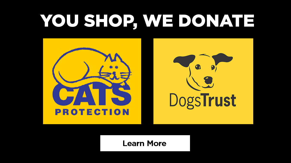 You Shop, We Donate